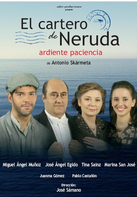 El Cartero De Neruda Sabre Producciones